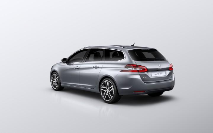 Peugeot 308 SW gewinnt COTY Award