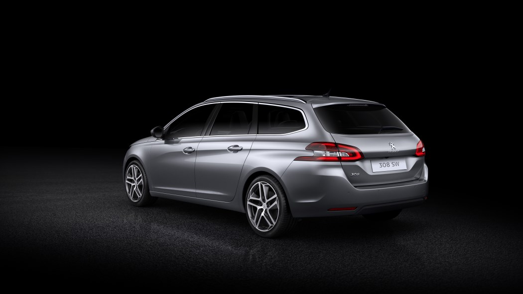 car of the year auch best of the best in sachen design peugeot 308 sw passion driving. Black Bedroom Furniture Sets. Home Design Ideas