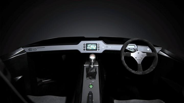 Zenos E10 Cockpit