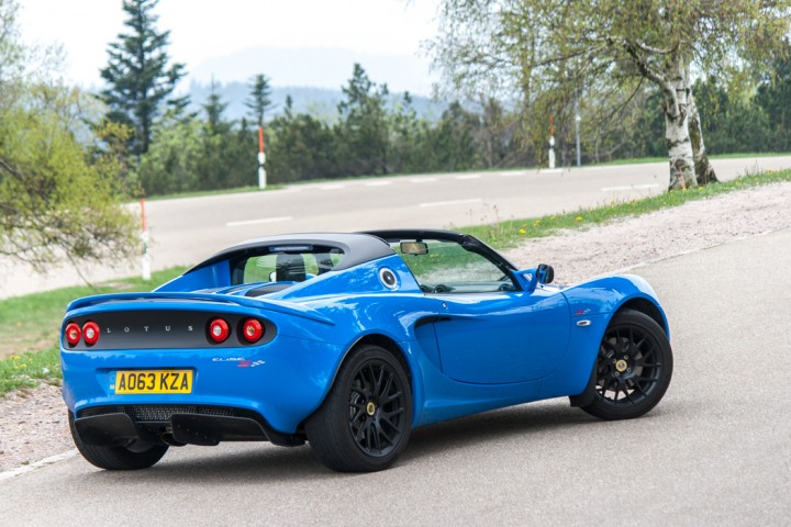 Lotus Elise S Club Racer