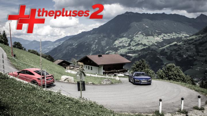 #thepluses2 Teaser