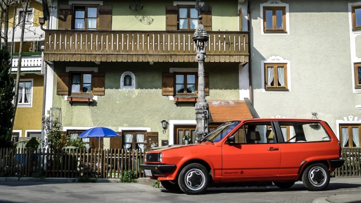 VW Polo 86C