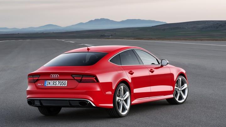 Audi RS7 Sportback 2015 Facelift