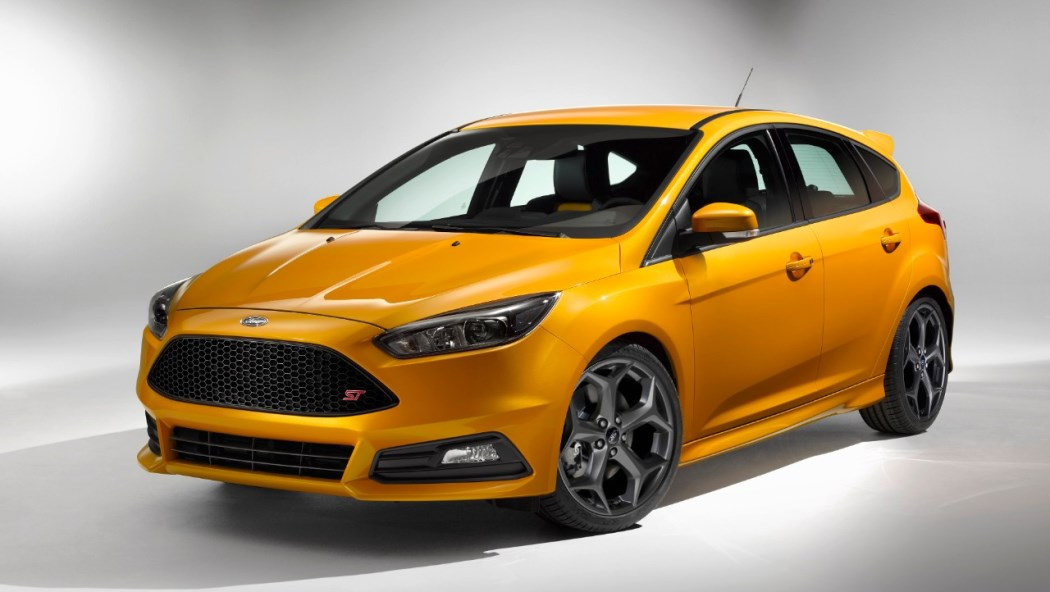 2015 Ford Focus ST Facelift | Ford Focus ST Diesel