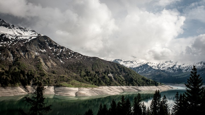 #thepluses2 - Lac de Roselend |Route des Grandes Alpes Frankreich France