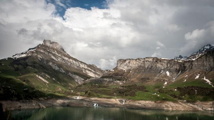 #thepluses2 - Lac de Roselend | Route des Grandes Alpes, Frankreich, France