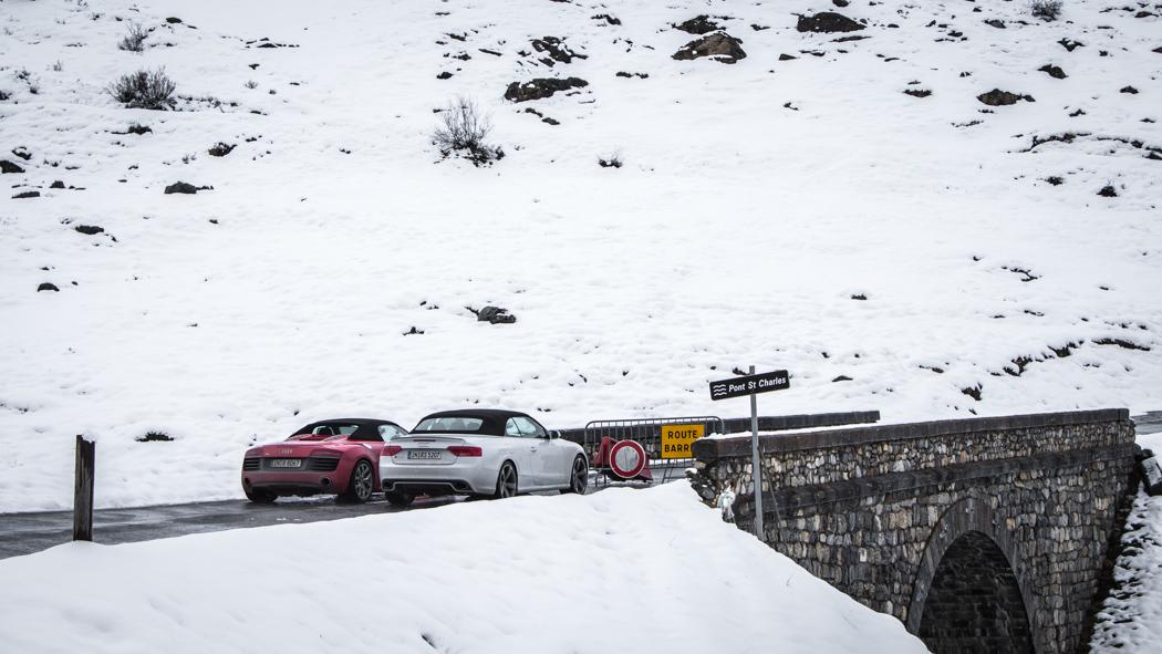 #thepluses2 - Col de'l Iseran | Pont St Charles | Route des Grandes Alpes
