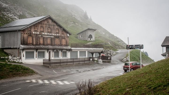#thepluses2 - Tag 1, Col de la Colombière | Route des Grandes Alpes