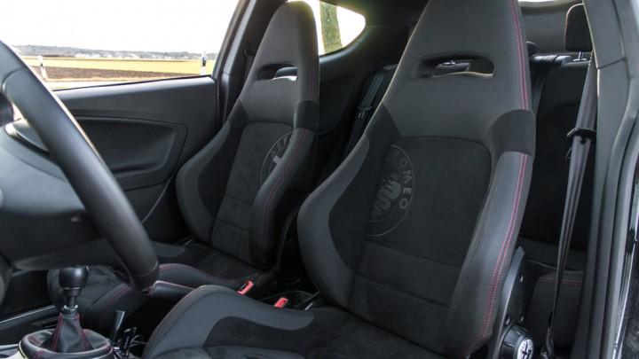 Alfa Romeo MiTo QV SBK