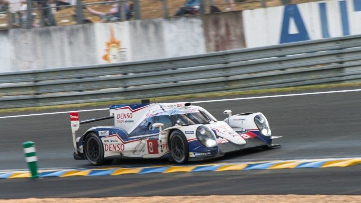 Le Mans 2014 Michelin