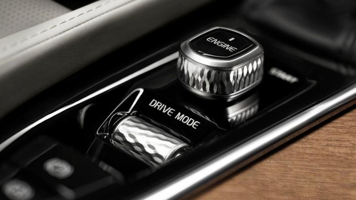 Neuer Volvo XC90 Innenraum