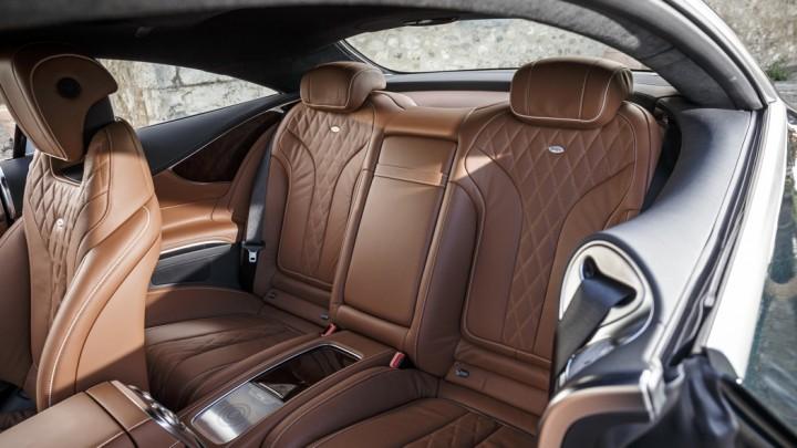 Mercedes-Benz S-Klasse Coupé S 500