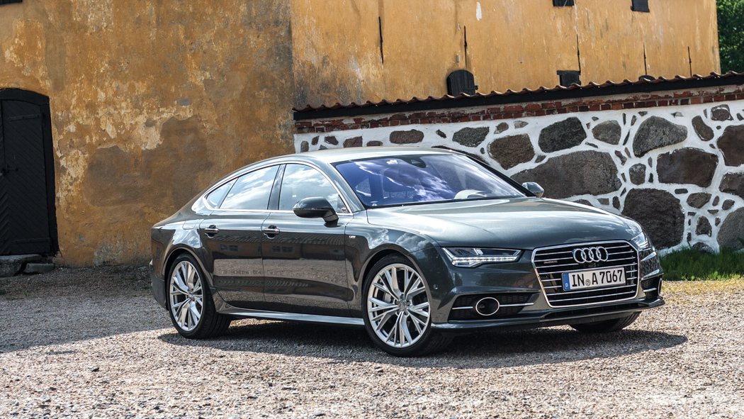 sport business diesel audi a7 sportback 3 0 tdi. Black Bedroom Furniture Sets. Home Design Ideas