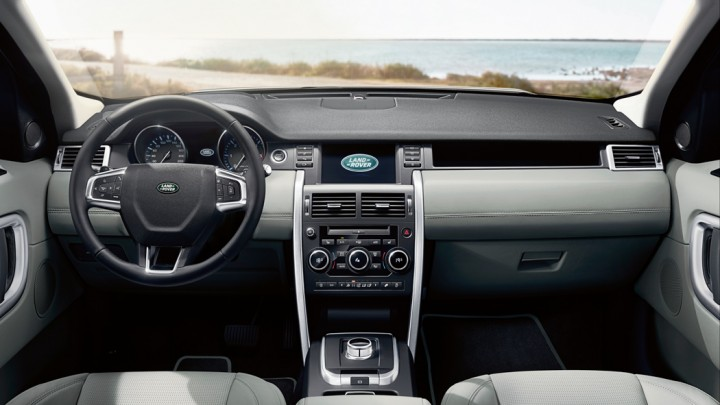 Neuer Land Rover Discovery Sport