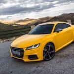 Endlich Sport? Neuer  Audi TT und TTS Coupé im Fahrbericht