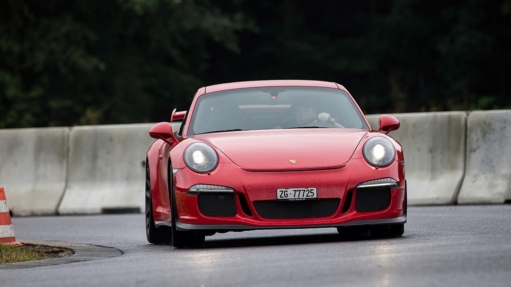 #radical14 - Porsche 911 GT3 991