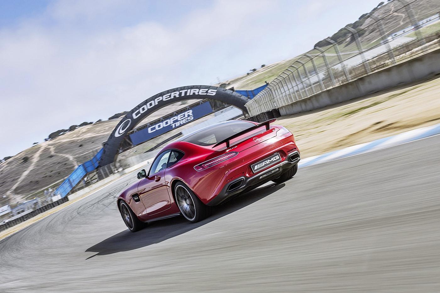 Mercedes-AMG GT S Laguna Seca