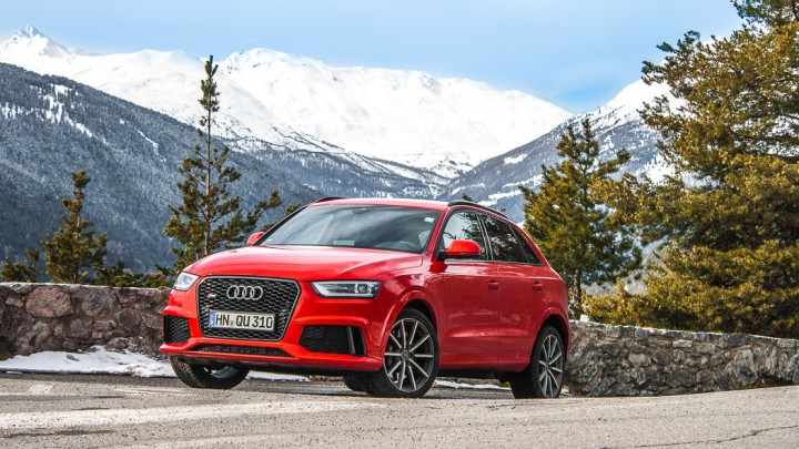 Audi RS Q3 Misanorot