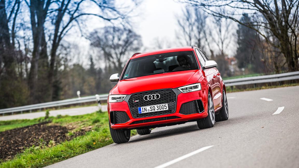 Audi RS Q3 Facelift, Fünfzylinder quattro