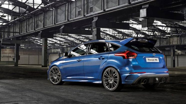 Neuer Ford Focus RS Mk3 2015