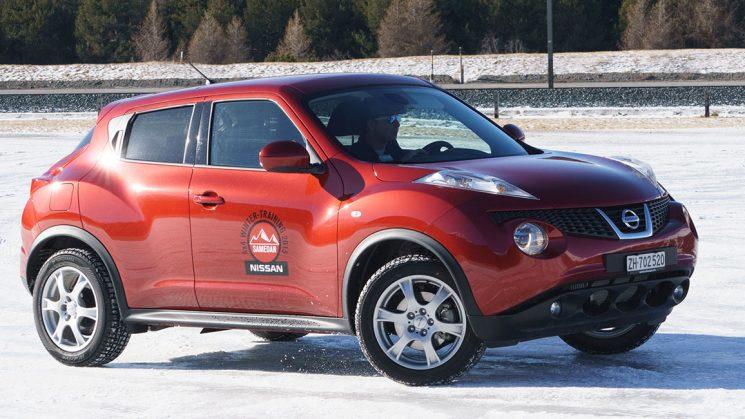 Nissan Snow Experience Samedan