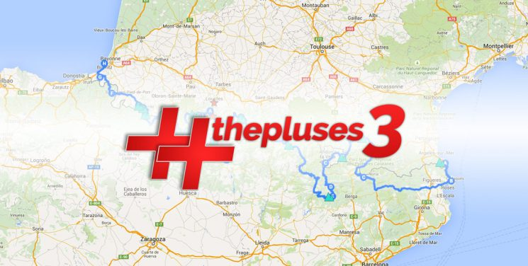 #thepluses3 Route