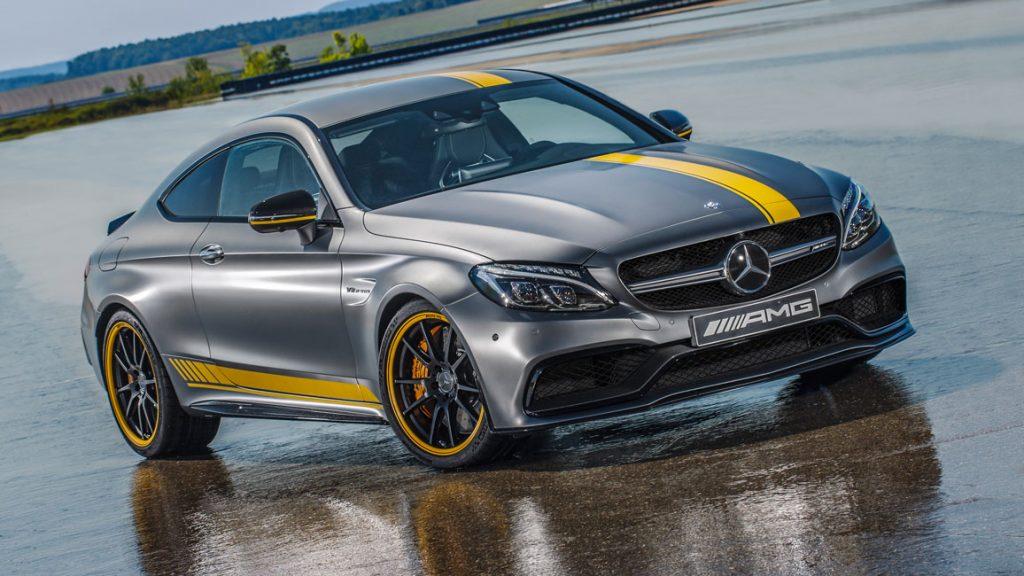 Mercedes-AMG C63 S Coupé Edition 1