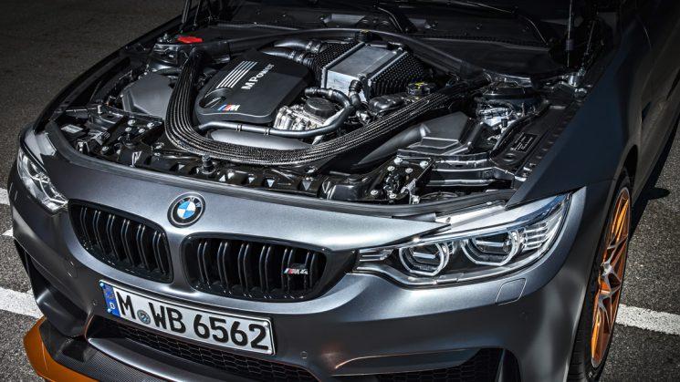 Neuer BMW M4 Motor mit Wassereinspritzung