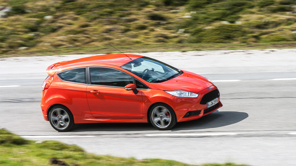 Fahrspass Konigsklasse Ford Fiesta ST Im Fahrbericht
