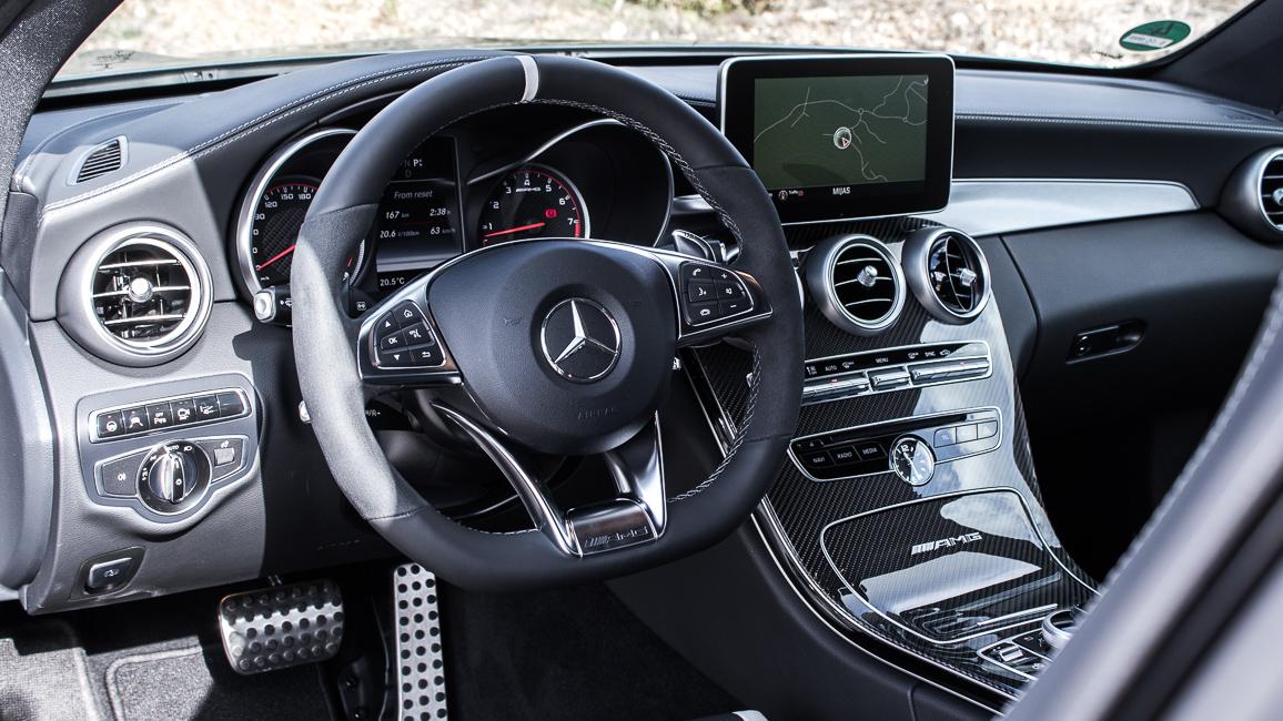 Mercedes Class C  Kombi