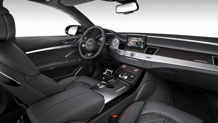 Audi S8 plus Innenraum