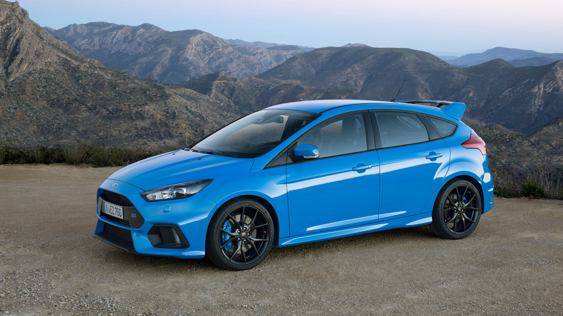 neuer ford focus rs der allm chtige hot hatch links videos infos passion driving. Black Bedroom Furniture Sets. Home Design Ideas