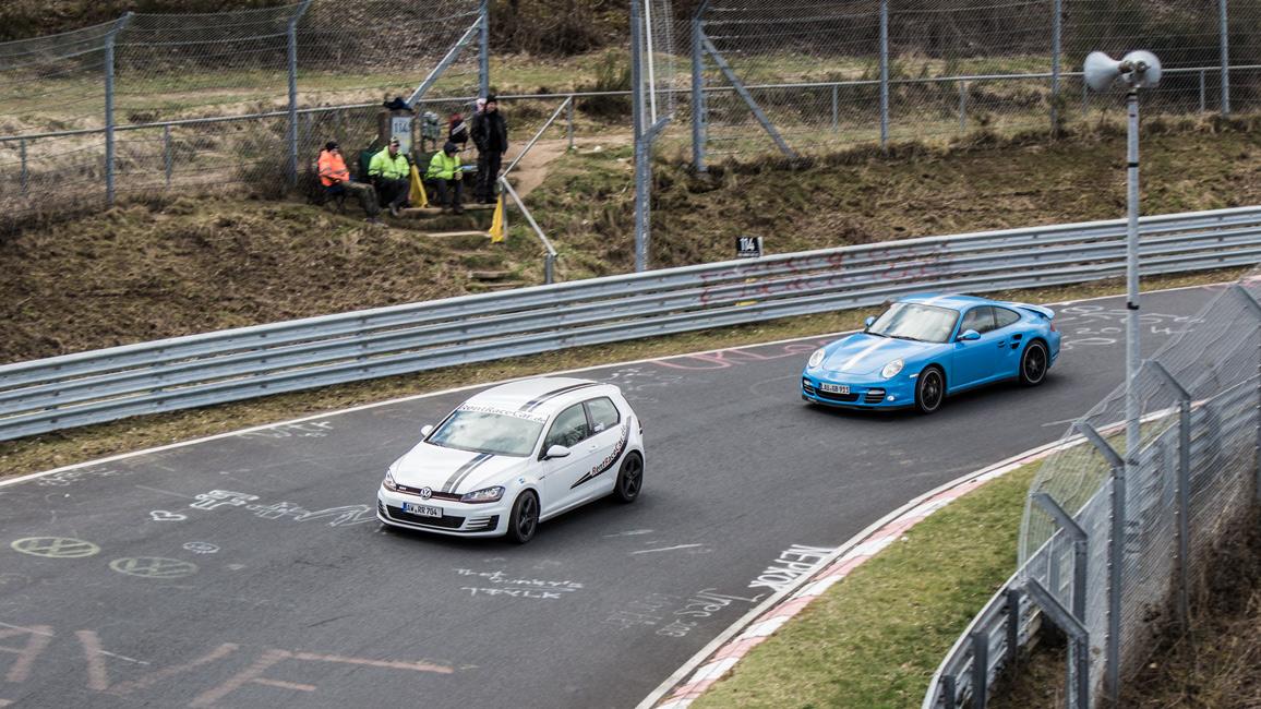 Nürburgring Nordschleife Touristenfahrten 2016