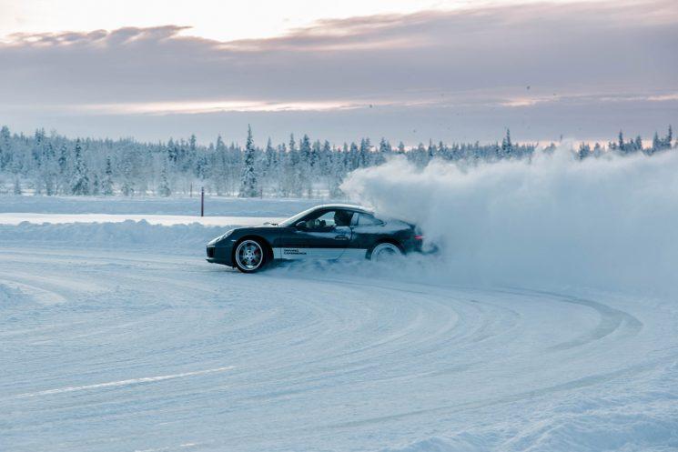 Porsche Driving Experience Levi, Finnland - Porsche 911 Carrera 4S 991.2