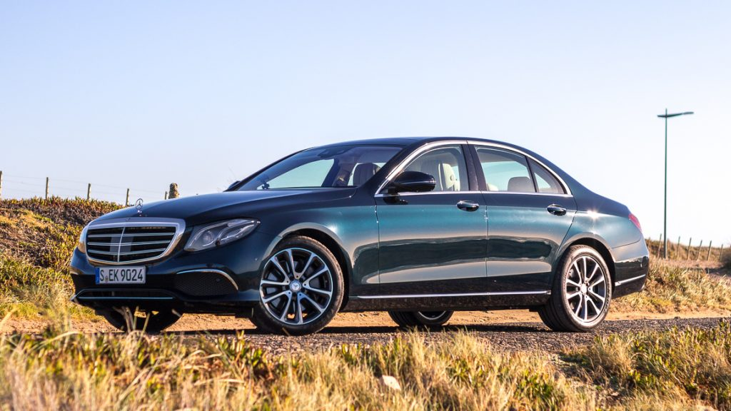 Mercedes-Benz E-Klasse W213