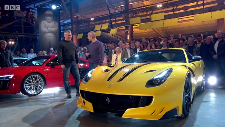 Top Gear Staffel 26 Episode 3 mit Chris Harris
