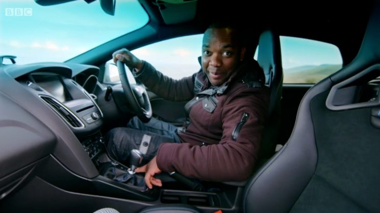 Top Gear S26E03 Rory Reid Ford Focus RS
