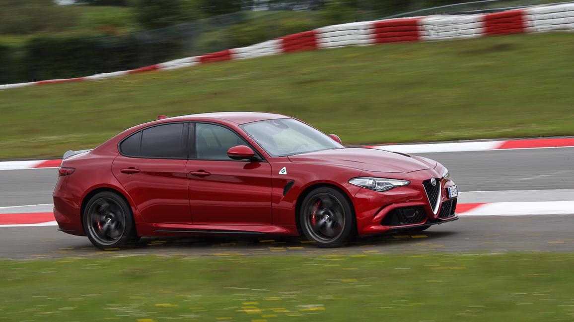 Alfa All Arrabiata Alfa Romeo Giulia Quadrifoglio Im