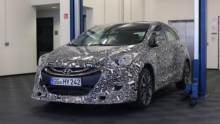 Hyundai i30 N Performance Prototyp