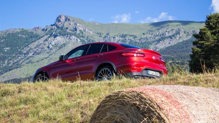 Mercedes-Benz GLC 350d Coupé / GLC 300 Coupé