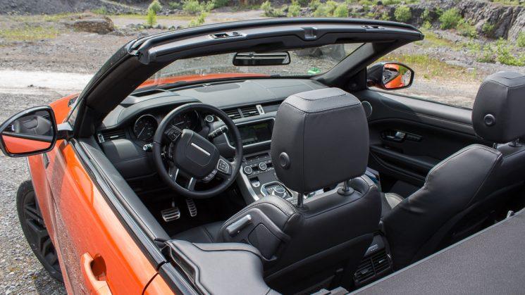 Range Rover Evoque Cabriolet HSE Dynamic TD4