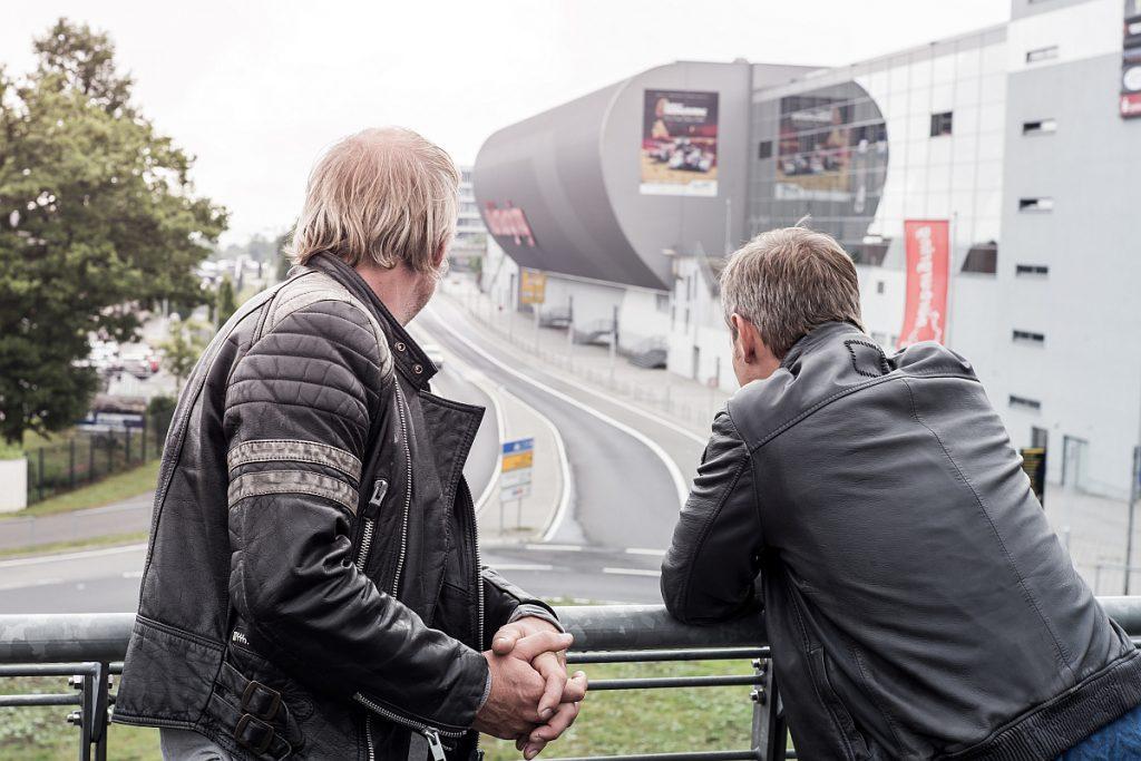 Matthias Malmedy und Helge Thomsen