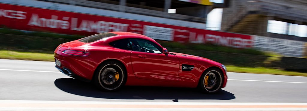 #silverred2016 - Der Mercedes-AMG GT in Reims
