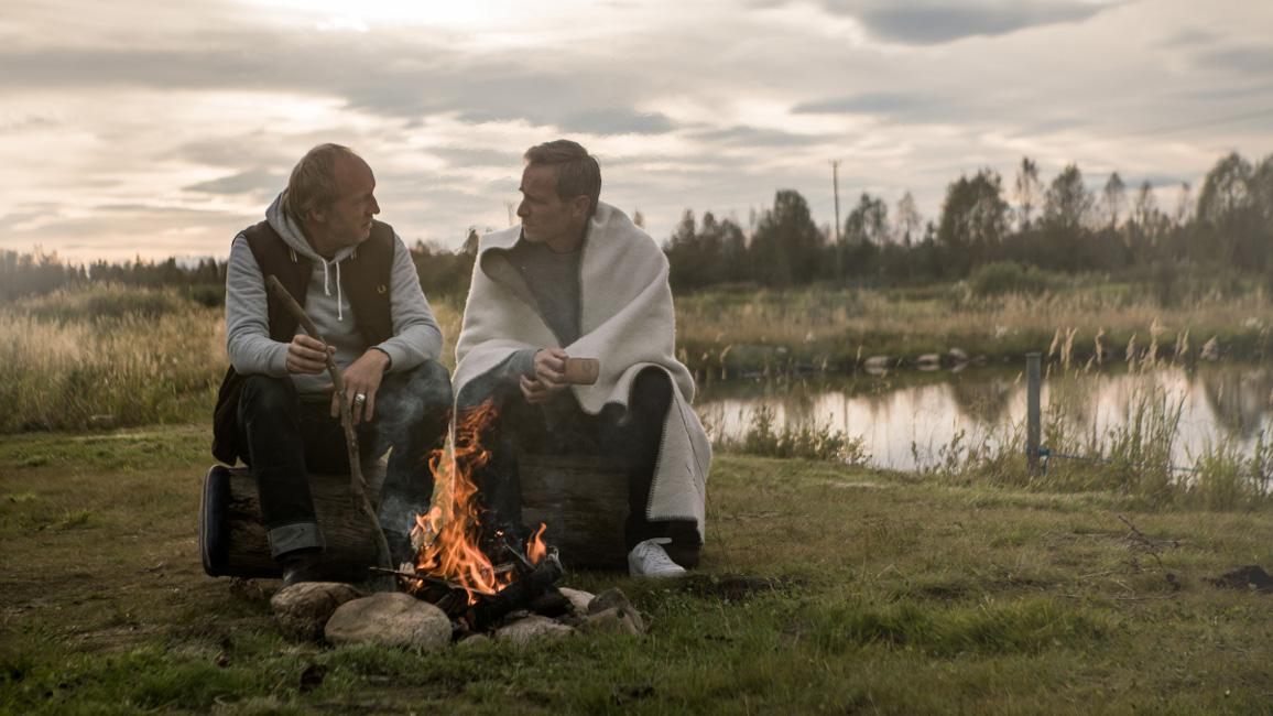 Matthias Malmedie und Helge Thomsen in Finnland - Michelin Drivestyle