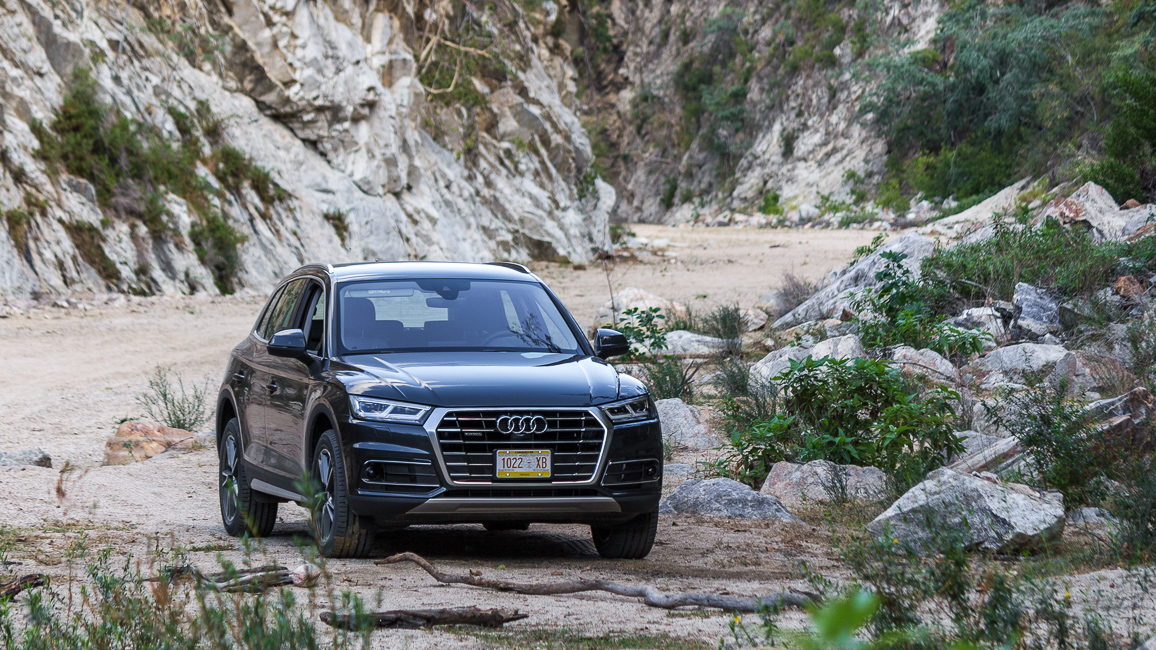 Range Rover San Jose >> California Dreaming - 2017 Audi Q5 (FY) 2.0 TFSI im ersten Fahrbericht | passion:driving