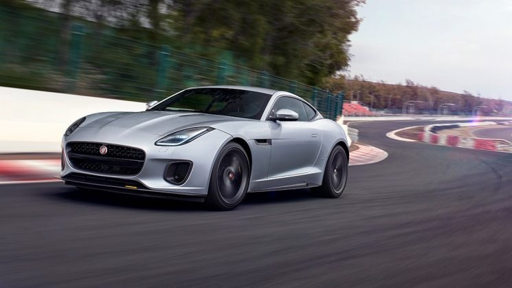 Jaguar F-Type 400 Sport Coupé MY18