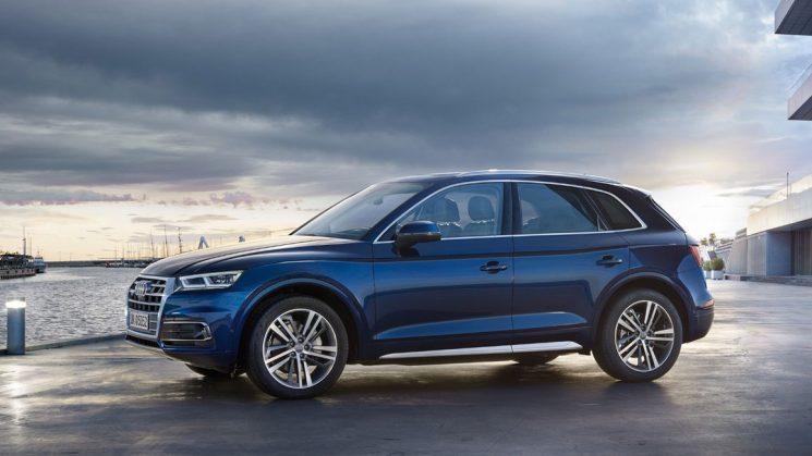 Neuer Audi Q5