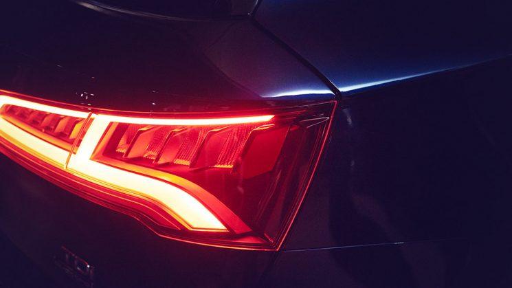 Audi Q5 LED Rückleuchten