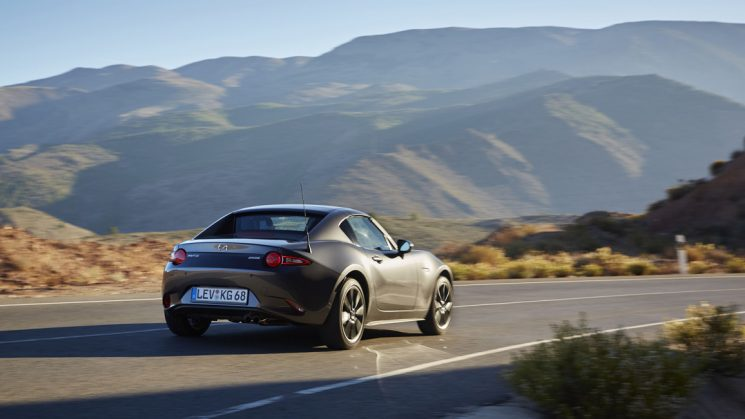 Mazda MX-5 RF (ND) Retractable Fastback
