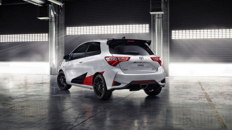 Toyota Yaris GRMN - Gazoo Racing
